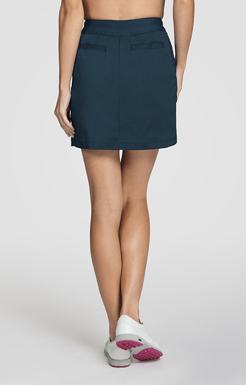 "Classic Skort - Night - 18"" Outseam"