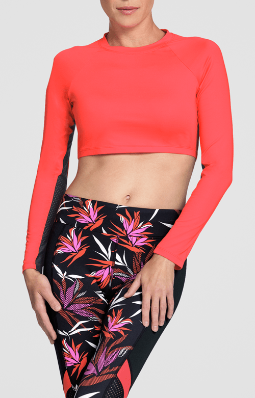 Sasha Layering Top - Flamenco