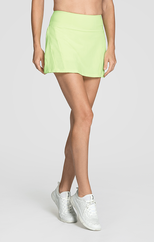 Peoria Skort - Citrine - 13.5in Length - FINAL SALE