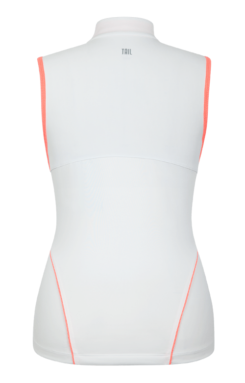 Carlton Top - White