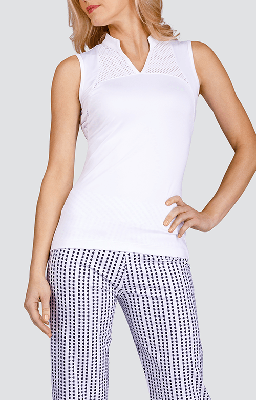 Kailani Top - White
