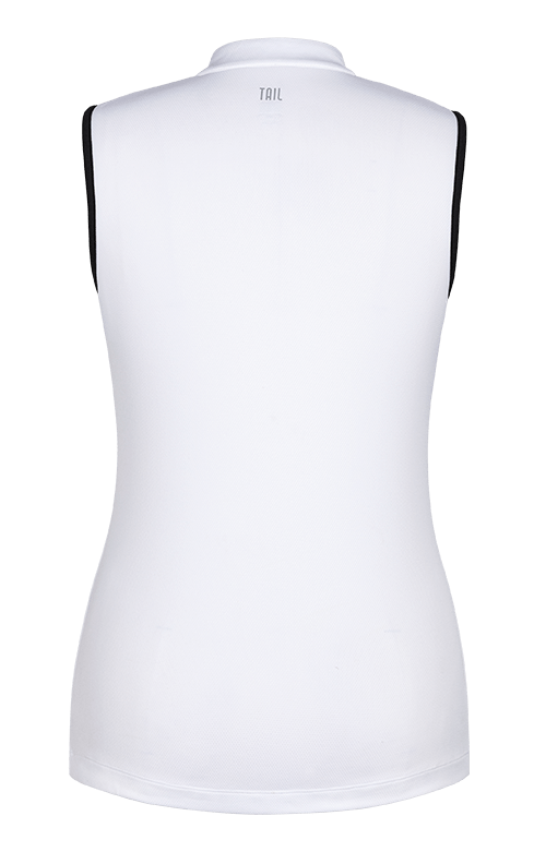 Diya Top - White