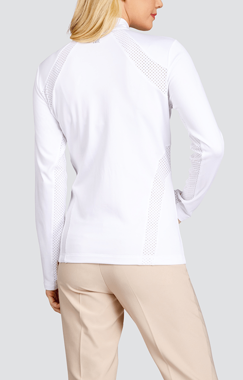 Gail Jacket - White