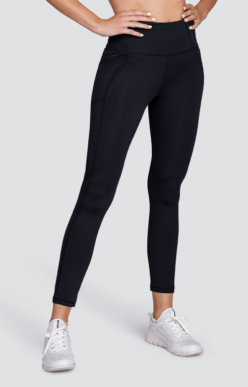 Janabelle Leggings - Black