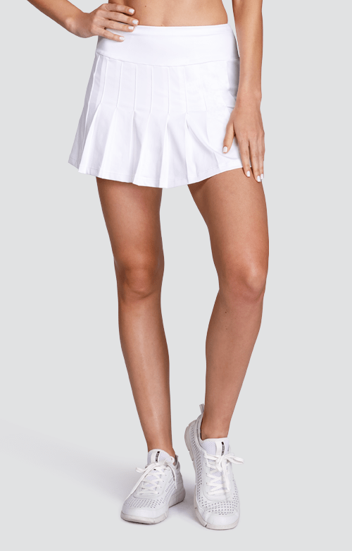 Jillian Skort - White - 13.5