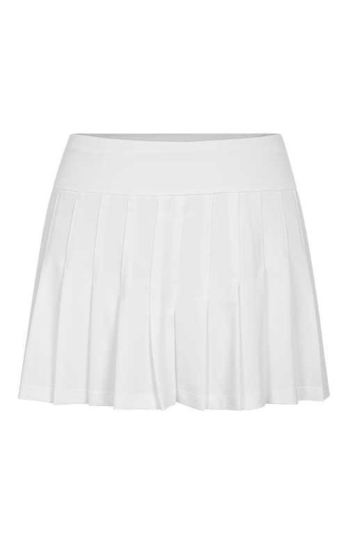 Jillian Skort - White - 13.5in Length