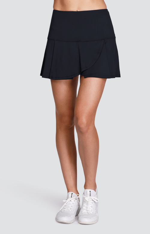 Lilo Skort - Black - 13.5in Length