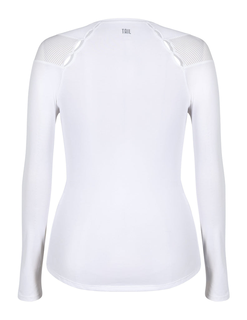 Wynter Top - White