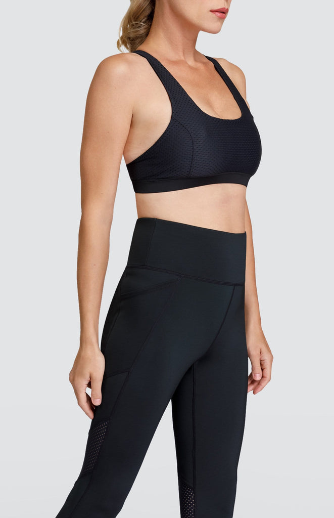 Kenya Sports Bra - Black - FINAL SALE