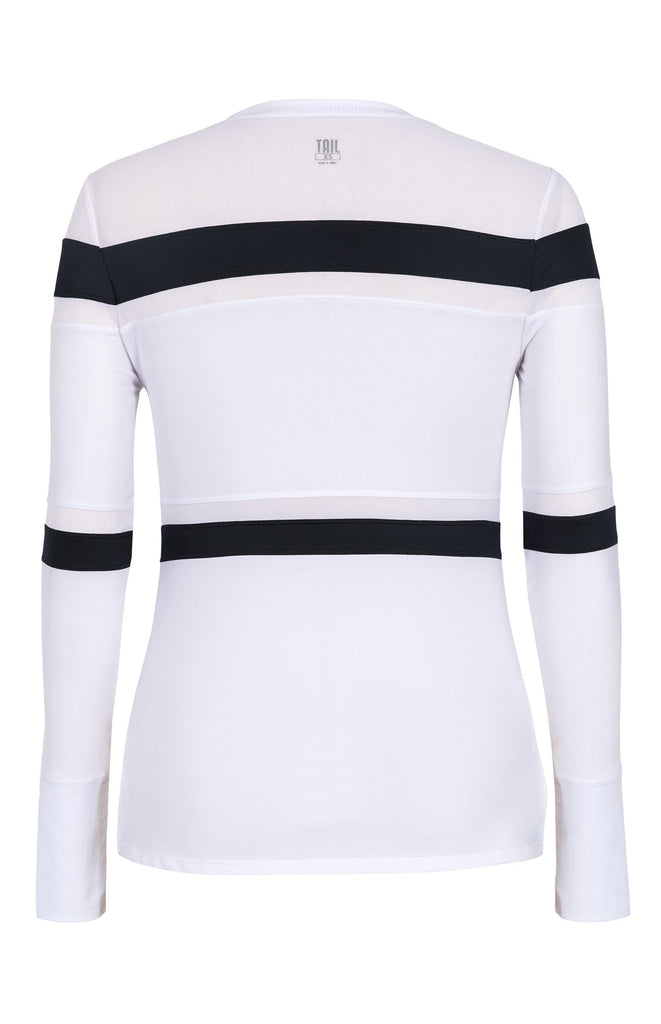 Marbella Top - Chalk White