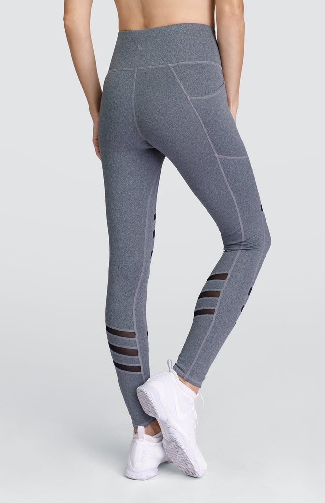 Cara Leggings - Dark Heather