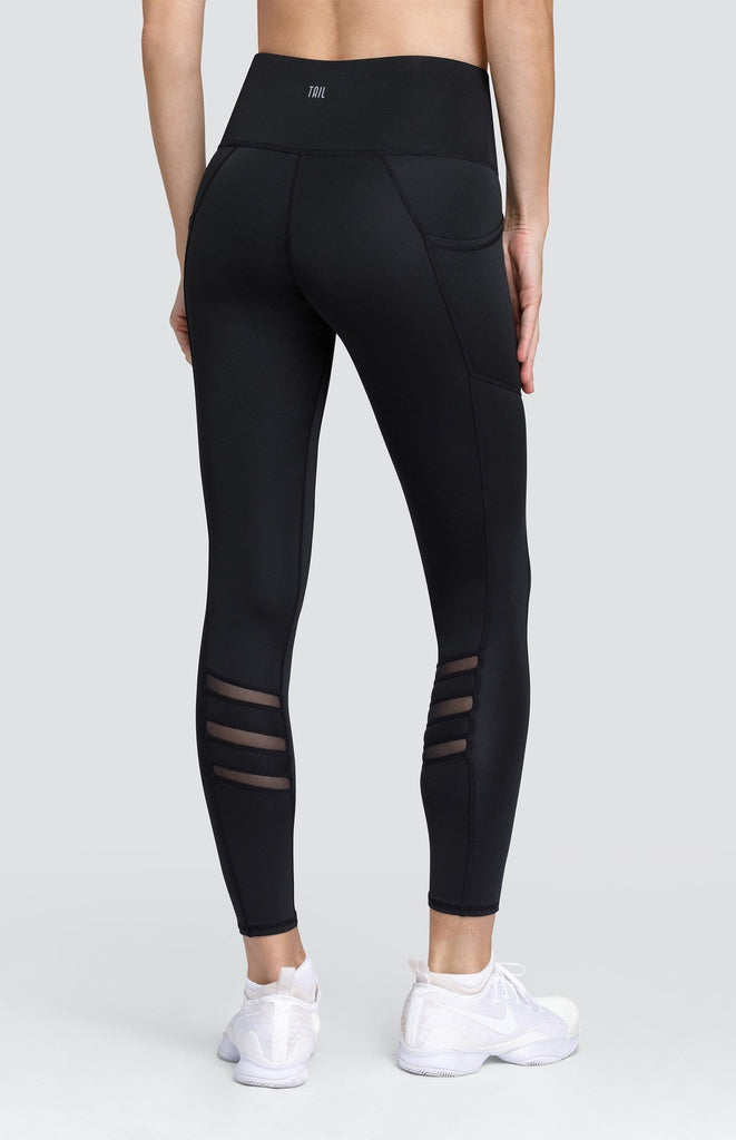 Cara Leggings - Onyx Black