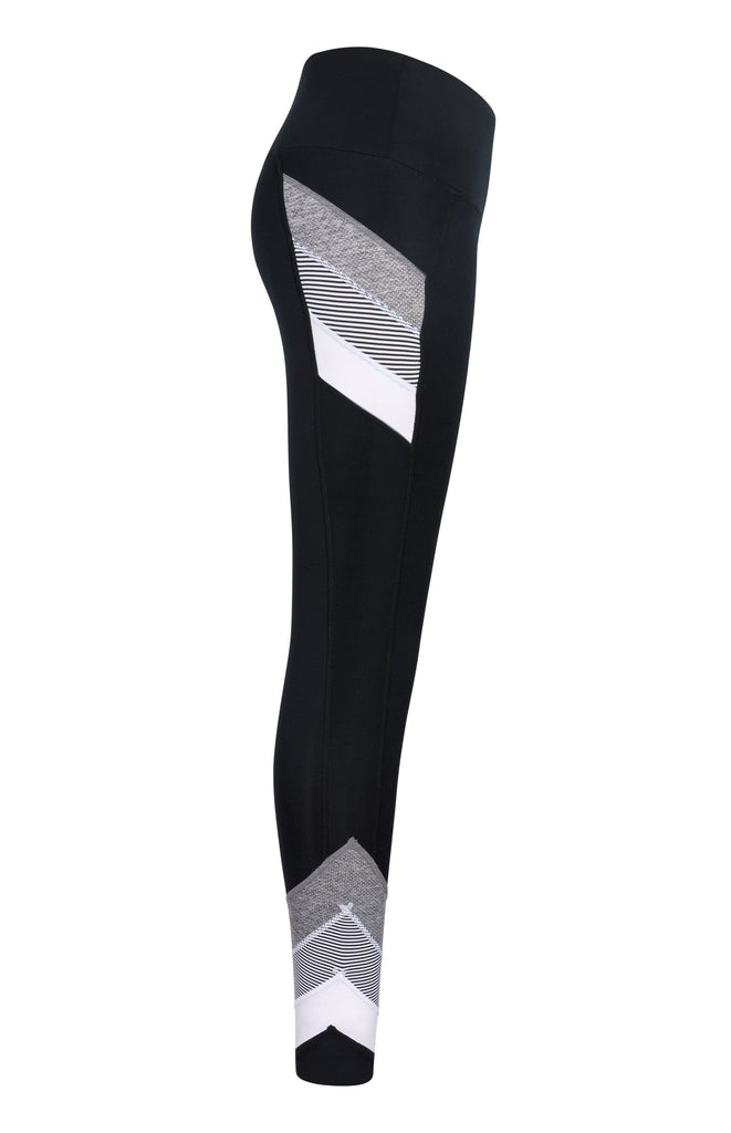 Phoenix Leggings - Onyx Black