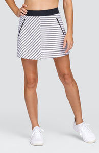 "Nadusha Skirt - Infinity Stripe - 16"" Outseam"
