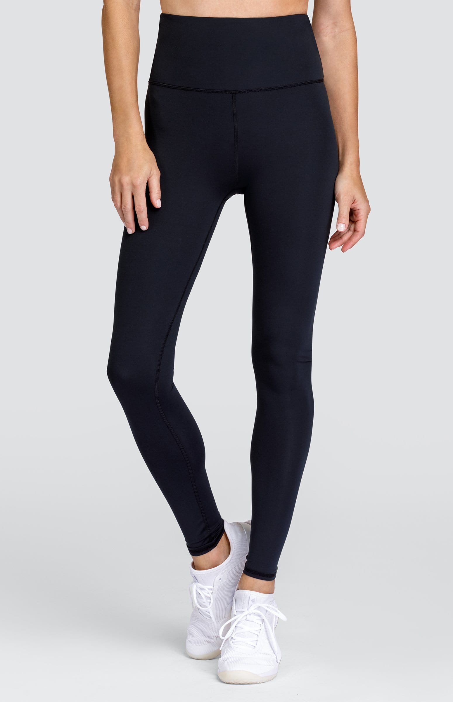 Adelie Leggings - Onyx