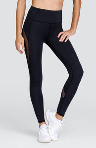 Hilde Leggings - Onyx