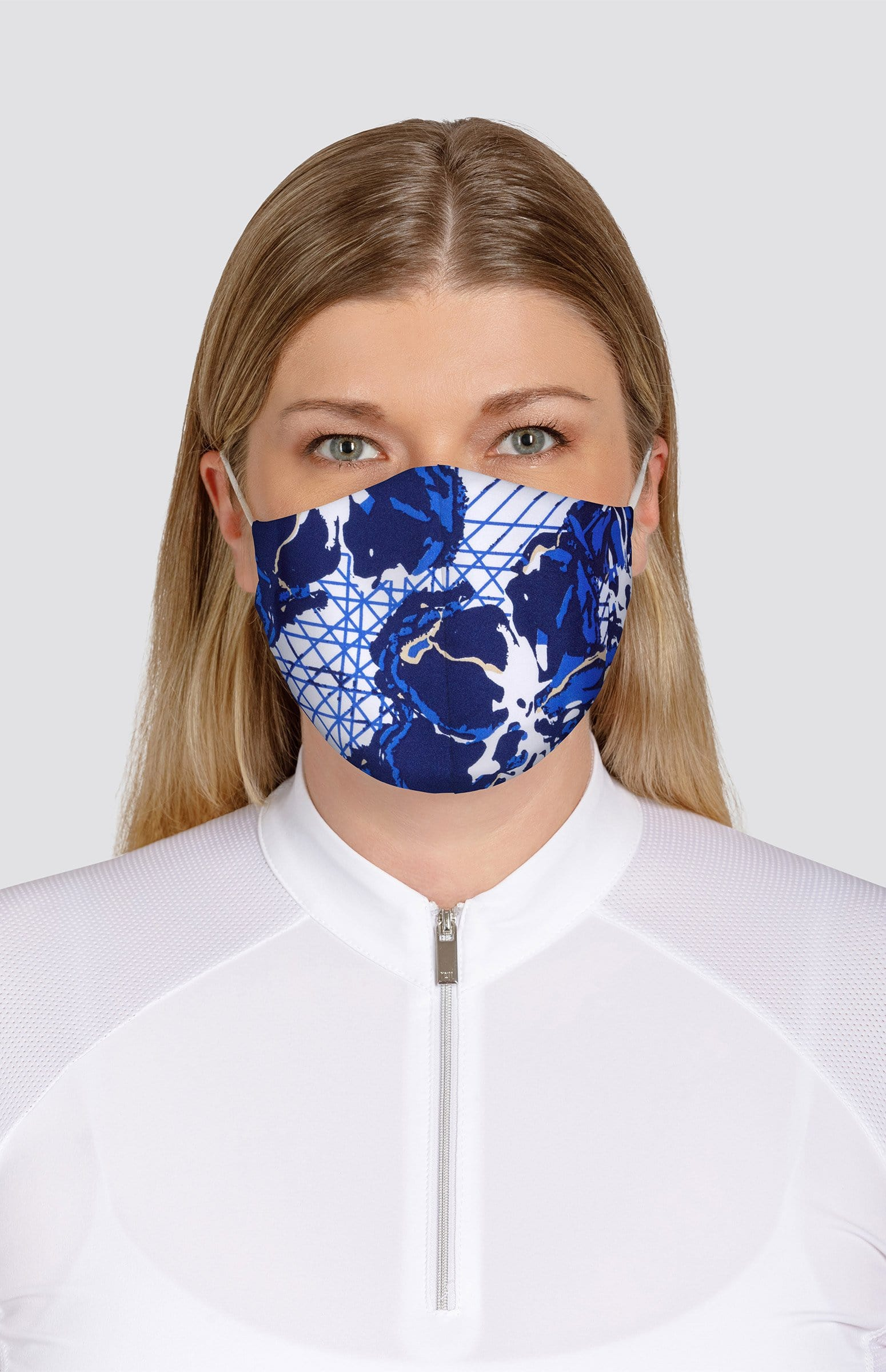 Blooming Print Non-Medical Face Mask