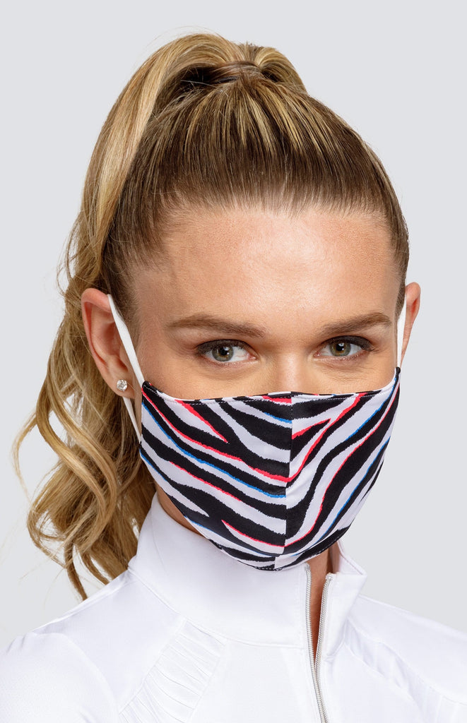 Grevy Print Non-Medical Face Mask - FINAL SALE