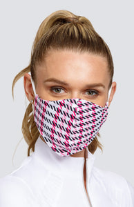 Mini Pacific Print Non-Medical Face Mask - FINAL SALE