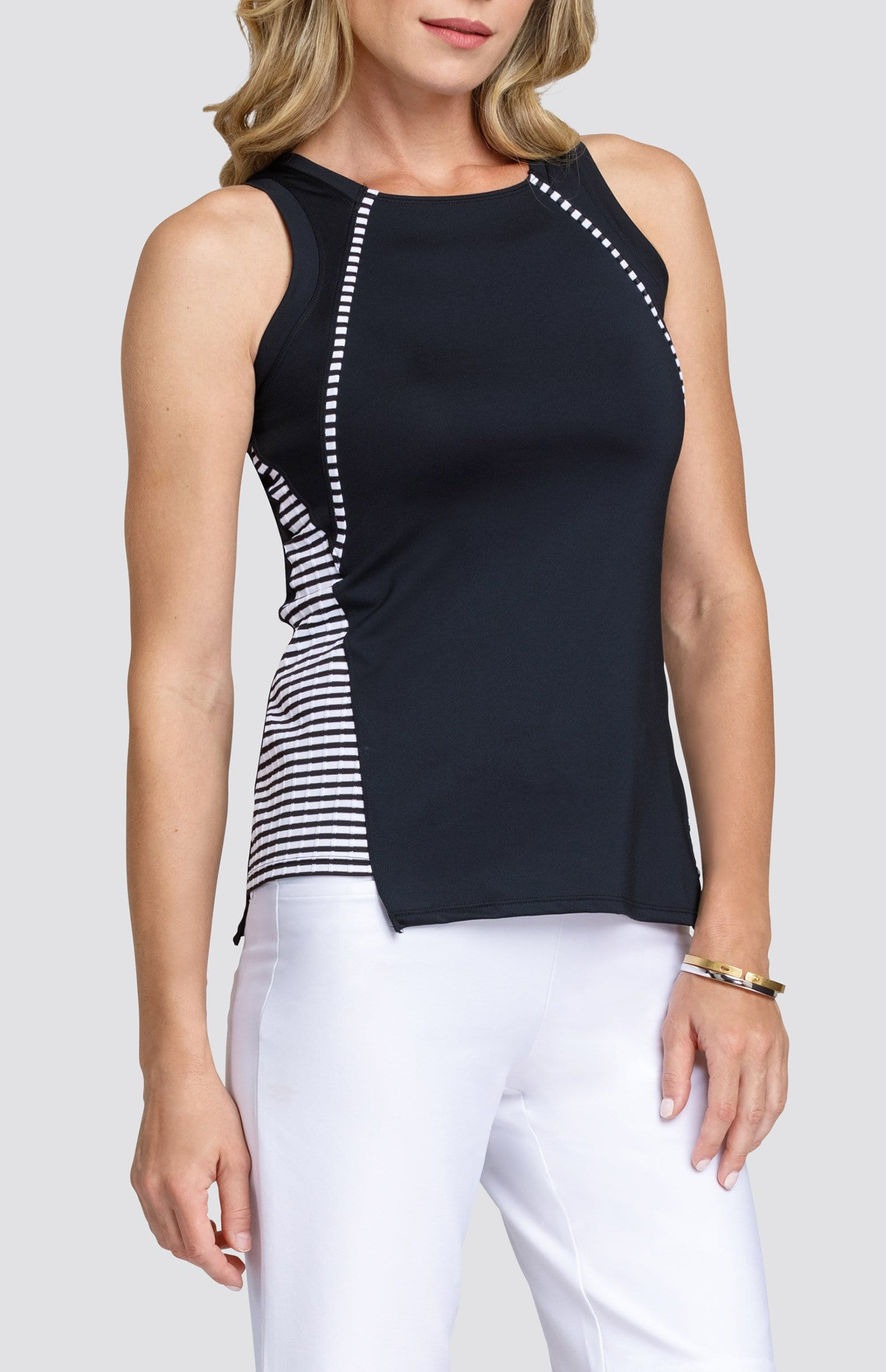 Allie Tank - Onyx Black