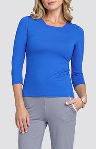 Alannah Top - Dazzling Blue