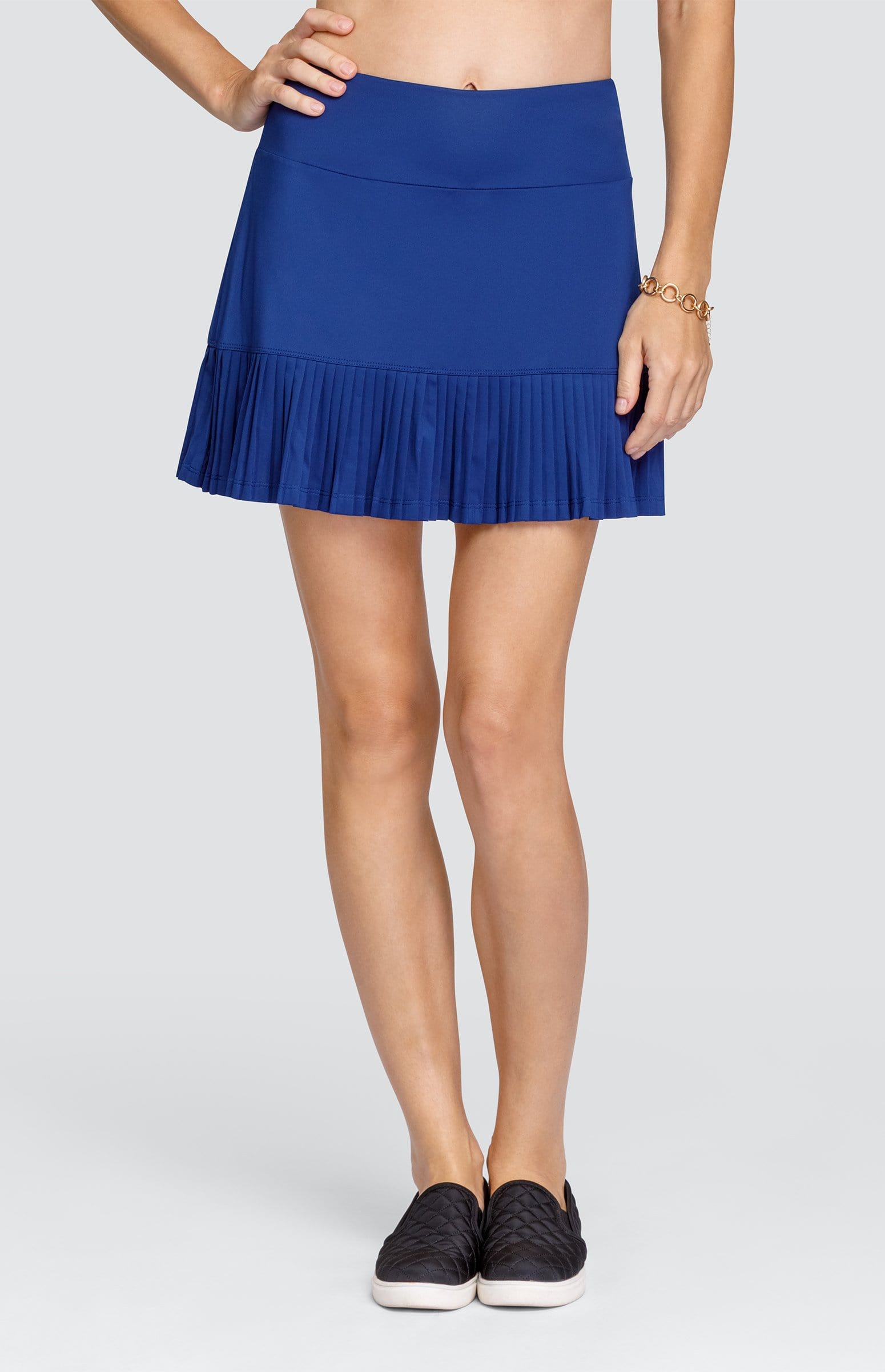 "Nix Skort - Blue Depths - 16"" Outseam"