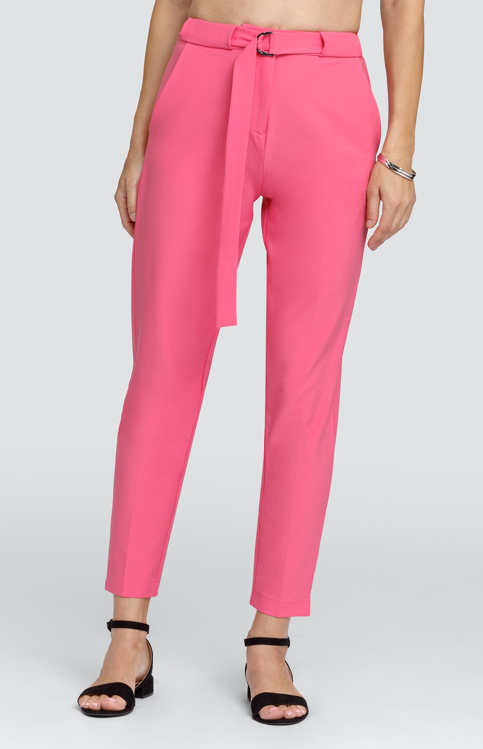 Harper Pant - Power Pink