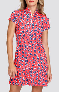 Neale Dress - Panther Pop