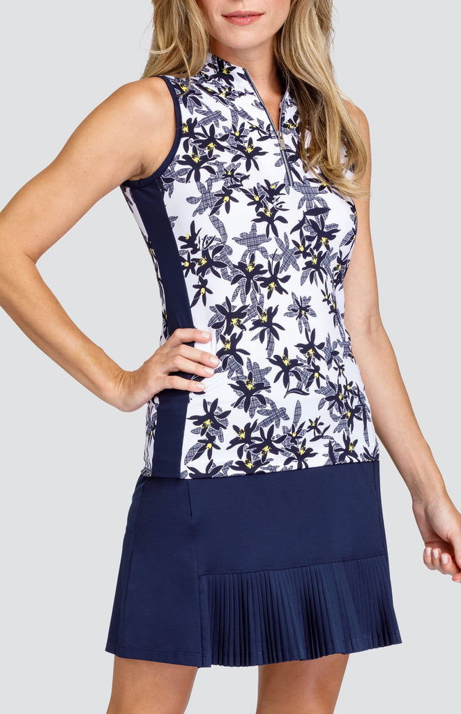 Lindi Top - Flash Floral