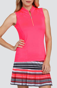 Averie Top - Diva Pink