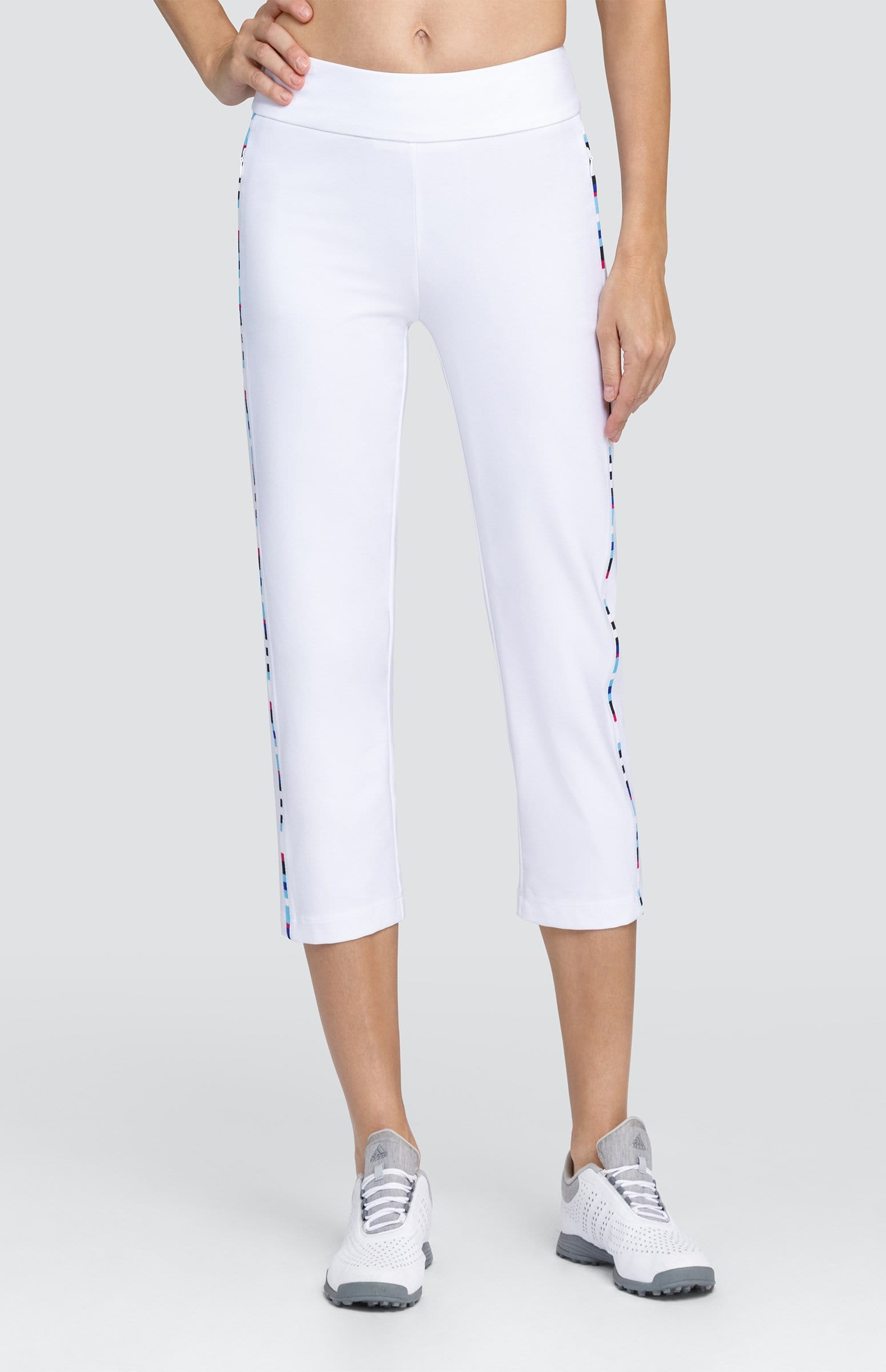 Milan Capri - Chalk White - FINAL SALE