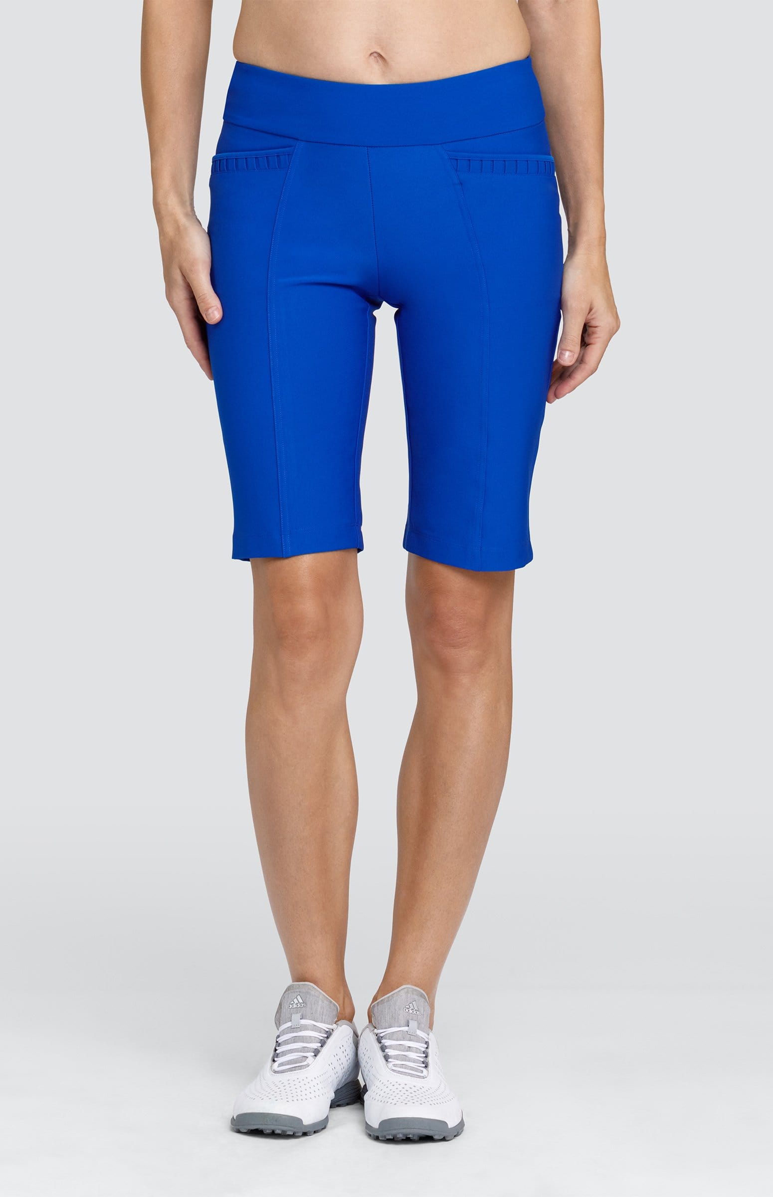 Adelaide Short - Capri Blue