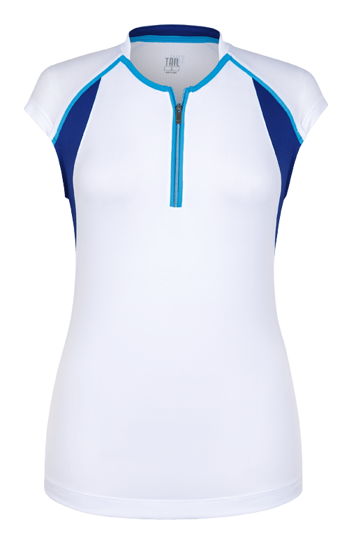 Amila Top - White