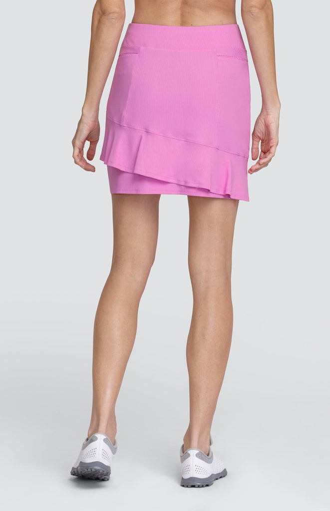 "Rosa Skort - Purple Orchid - 18"" Outseam"