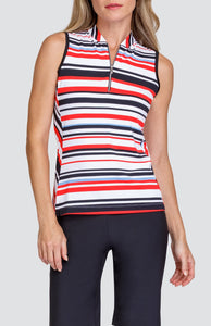 Sawyer Top - Coast Stripe