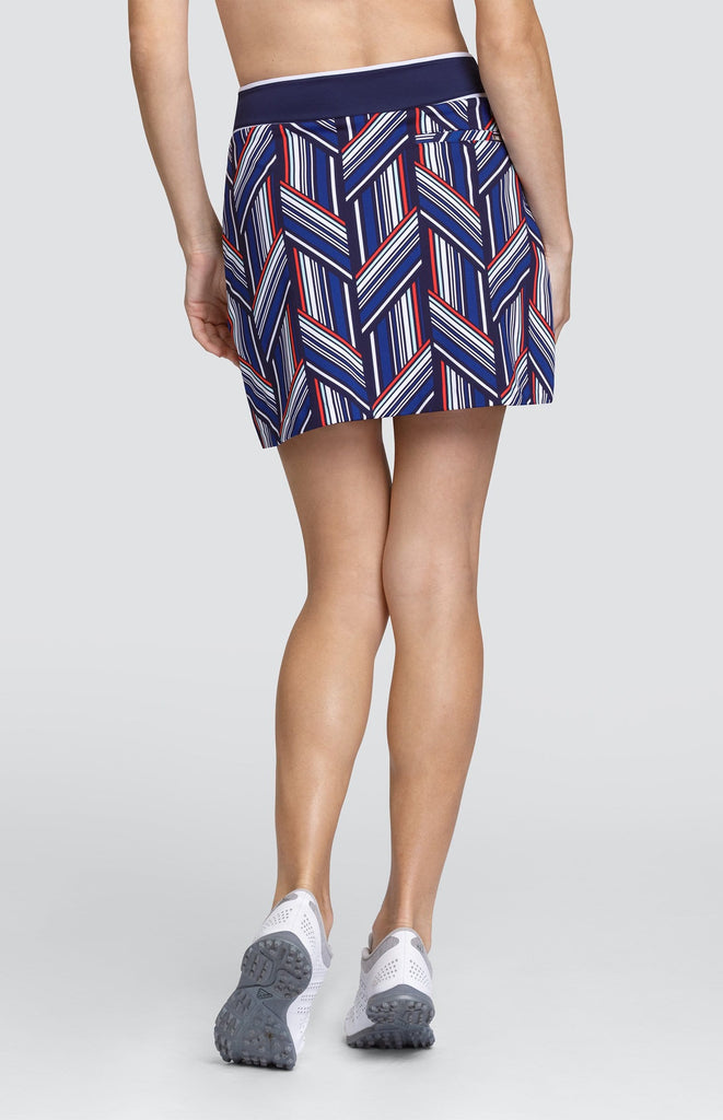 "Margaret Skort - Speed - 18"" Outseam"