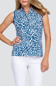 Adriana Top - Royal Leopard