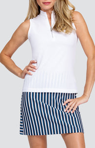 Alison Top - Chalk White