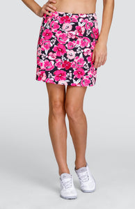 "Darby Skort - Floweret - 18"" Outseam"