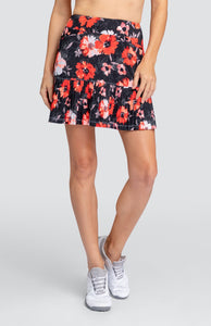 "Reagan Skort - Poppy - 18"" Ousteam"