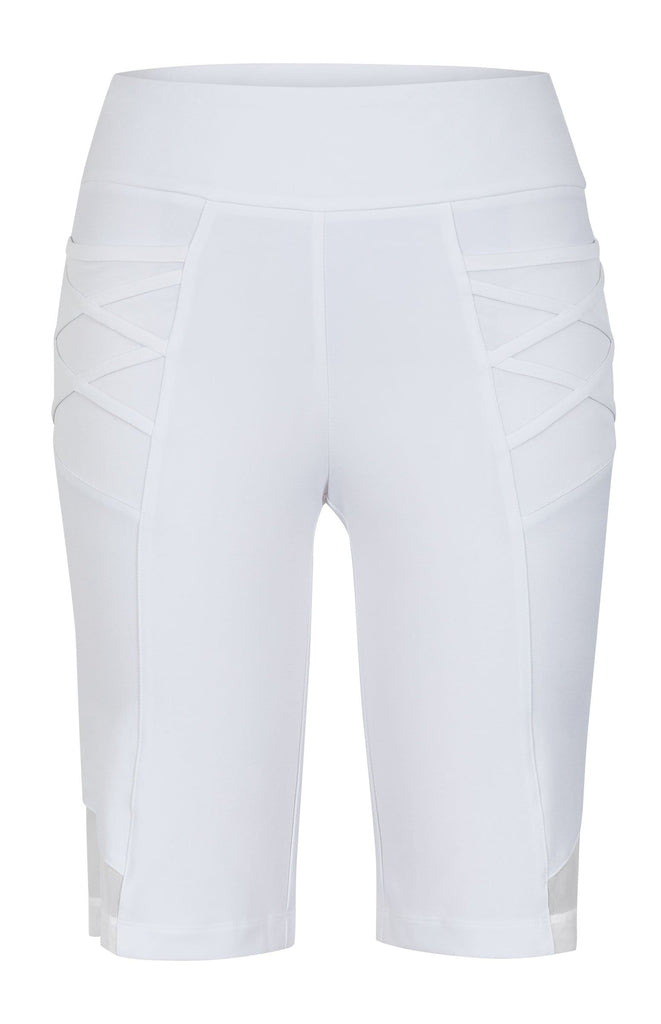 Gracelynn Shorts - White