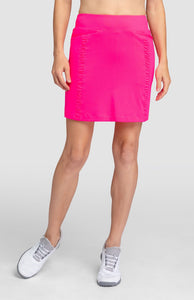 "Guadalupe Skort - Berry Sorbet- 18"" Outseam"