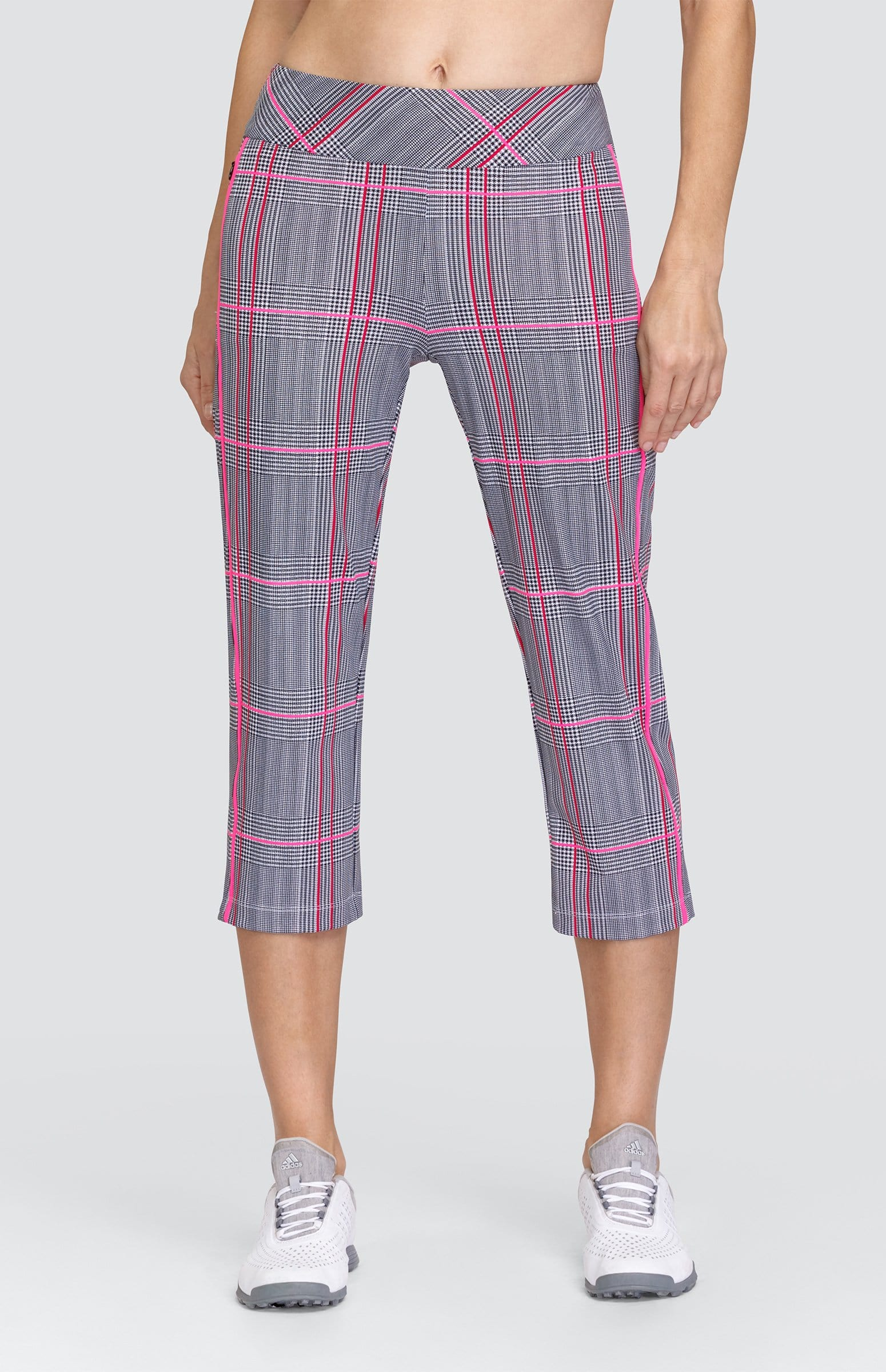 Milan Capri - Parisian Plaid