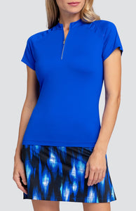 Muyell Top - Admiral Blue
