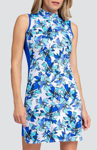 Gia Dress - Lillies