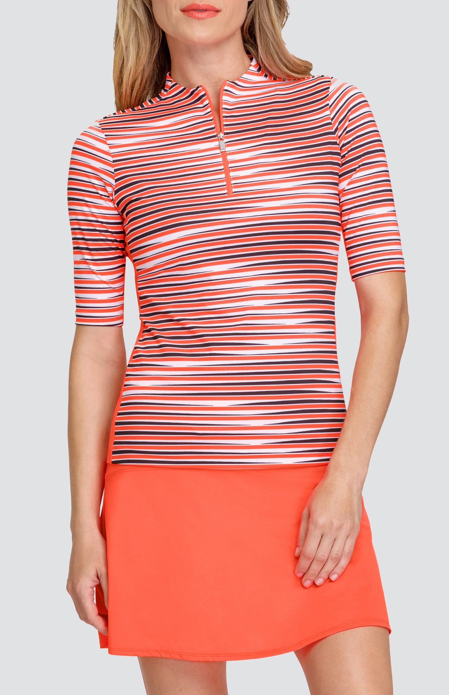 Callie Top - Waning Stripe