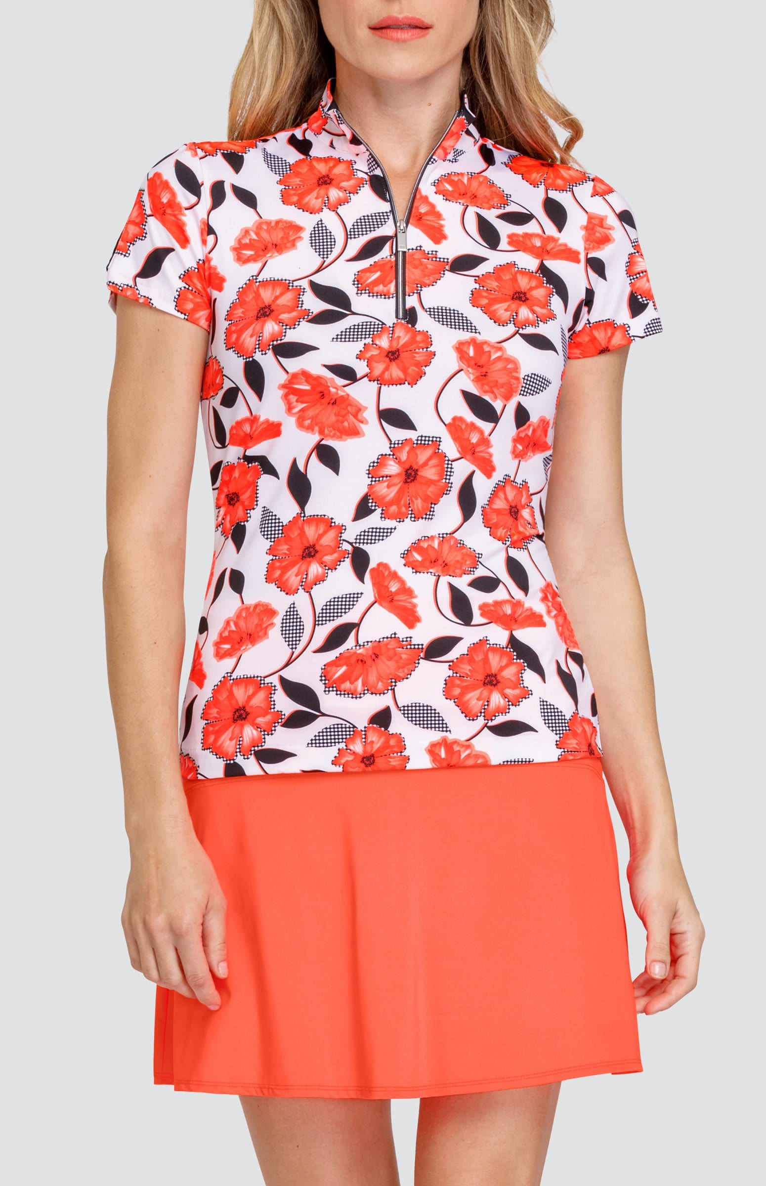 Bethany Top - Sunkissed Floral