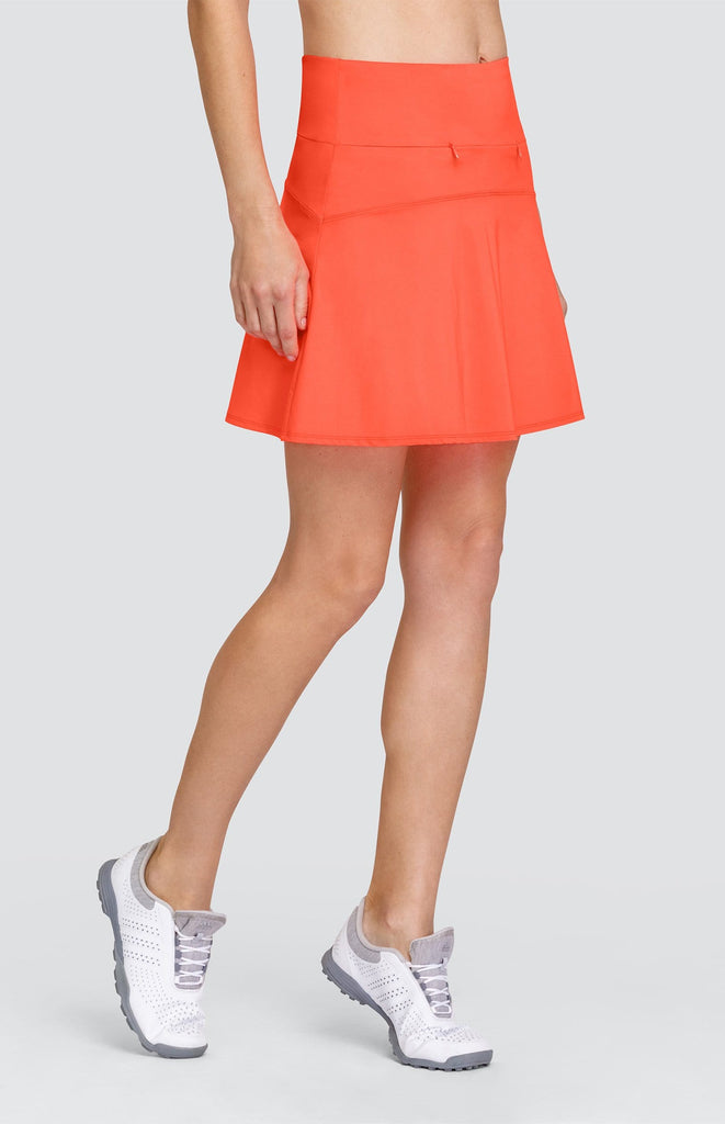 "Ivy Skort - Sunkissed - 18"" Outseam"