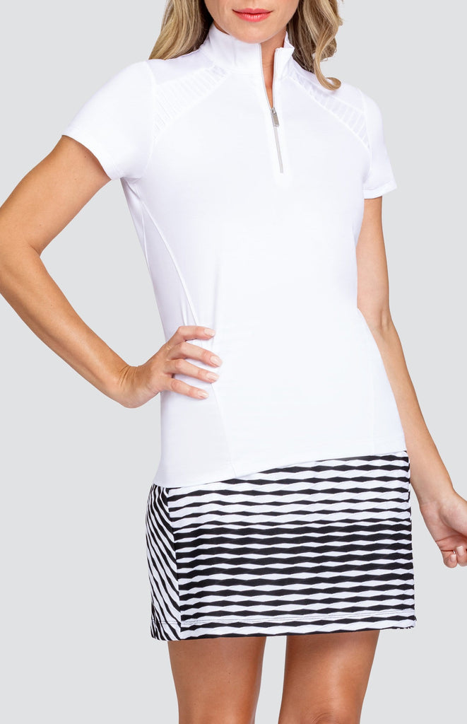 Kai Top - Chalk White