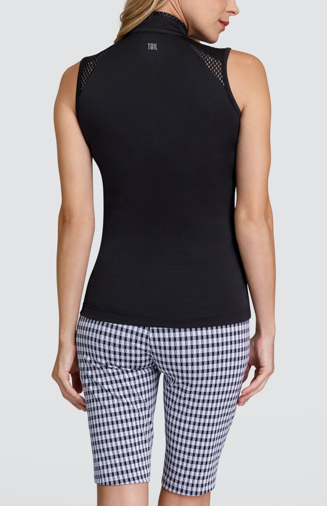 Adalynn Top - Black